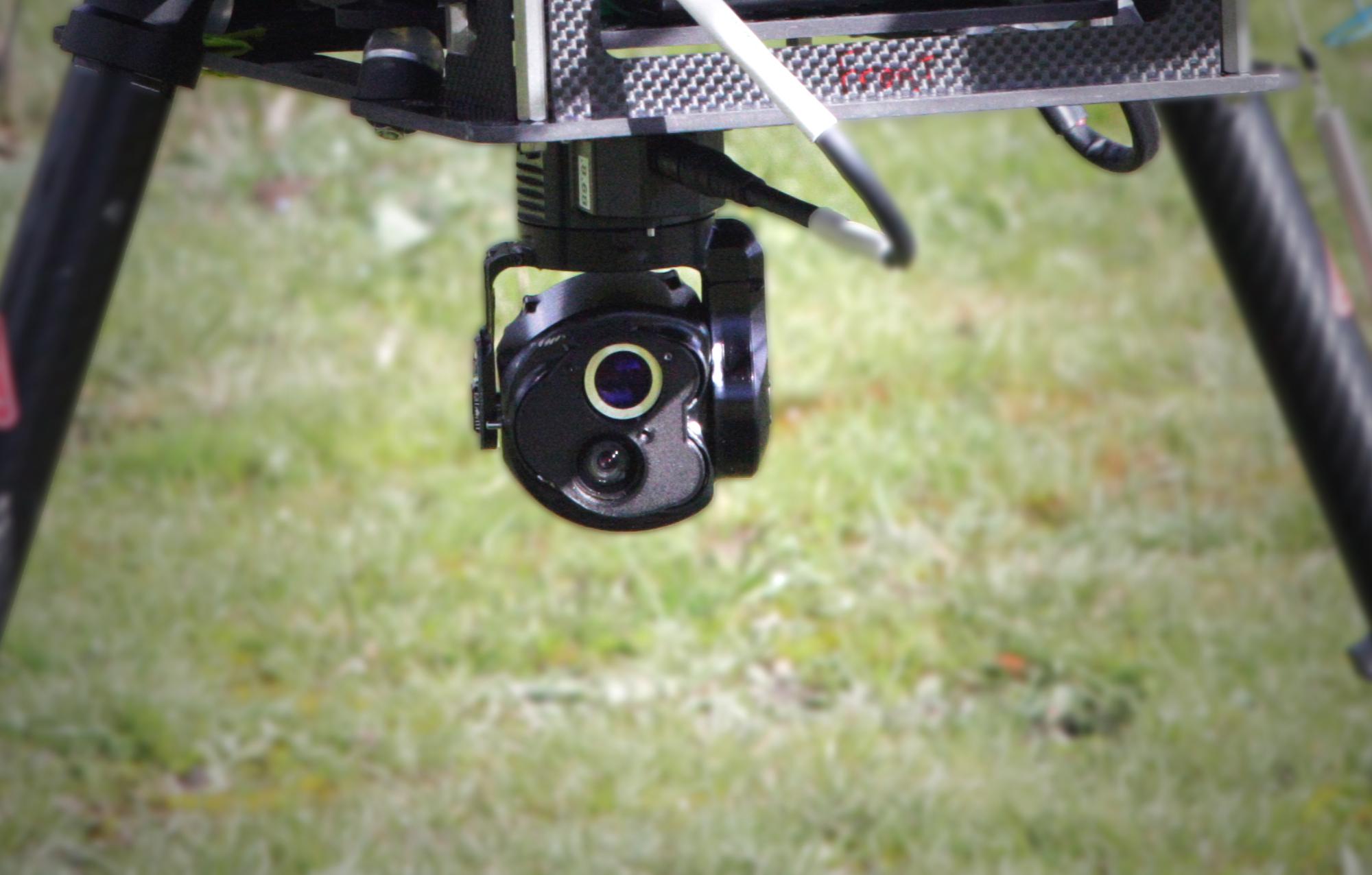 Micro Gimbal Close Up